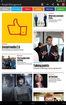 People Management (PM) apk screenshot