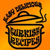 Turkish Food Recipes icon