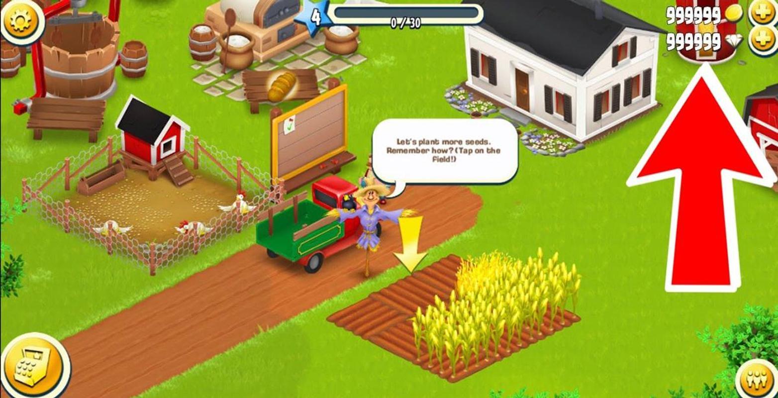 hay day new version mod