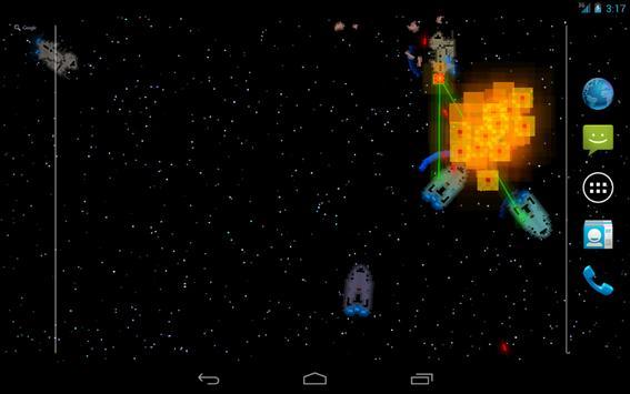 Pixel Fleet Lite apk screenshot