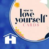 How to Love Yourself Cards - Louise Hay आइकन