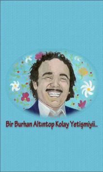 Burhan Altıntop poster