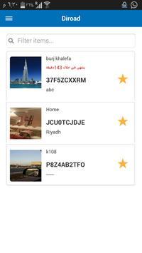 Diroad GPS apk screenshot