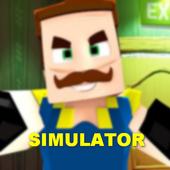 Skin Simulator Hello Neighbor icon