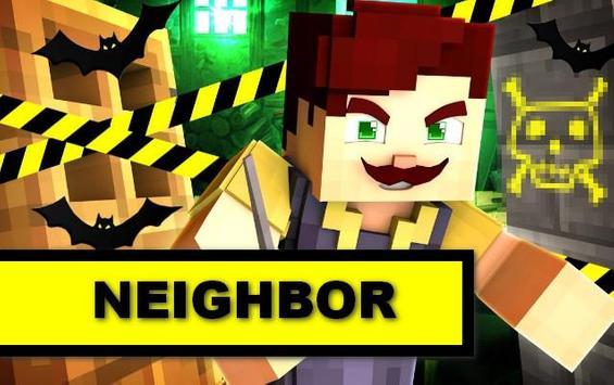 Skin Simulator Hello Neighbor poster
