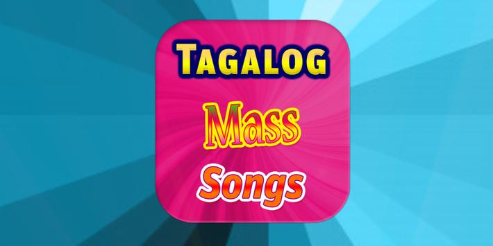 Tagalog Mass Songs poster