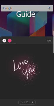 Gif Live Message Tips for Galaxy Note8 screenshot 2