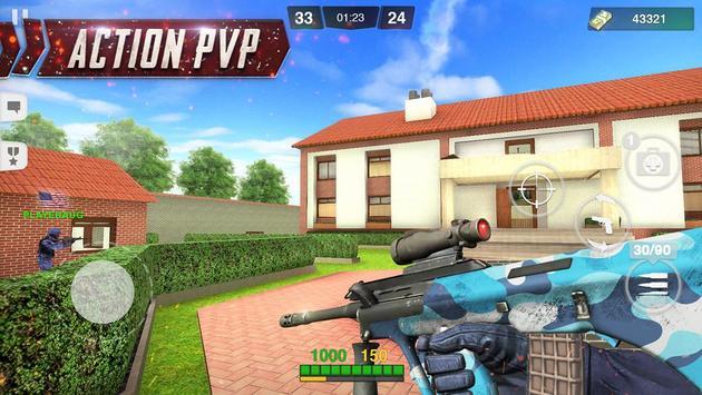 Special Ops: Gun Shooting - Online FPS War Game 海报