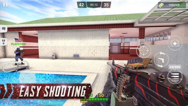 Special Ops: Gun Shooting - Online FPS War Game 截图 1