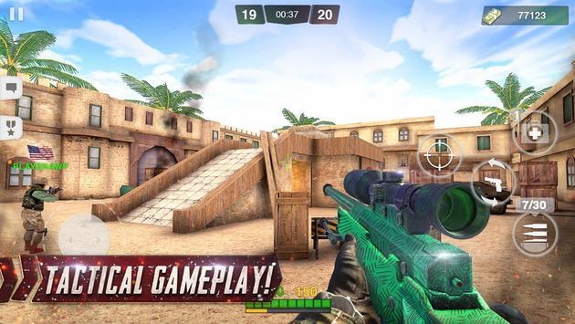 Special Ops: Gun Shooting - Online FPS War Game 截图 5