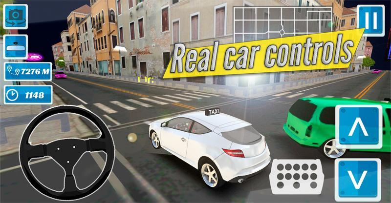 Taxi Driver Italy for Android - APK Download