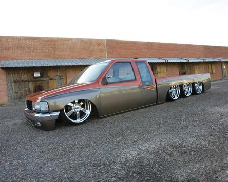 Pickup Truck Car Wallpapers apk screenshot