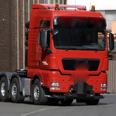 Themes MAN TGX Truck icon