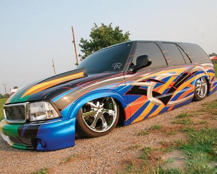 Wallpapers Chevy Blazer Truck screenshot 4