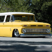 Wallpapers Chevy C10 Pickup icon