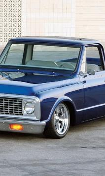 Wallpapers Chevy C10 Pickup poster