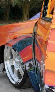 Wallpapers Chevy Car Truck apk screenshot