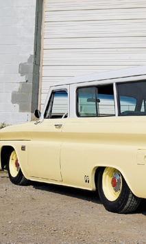Wallp Chevy Retro Truck Pickup apk screenshot