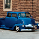 Wallpape Chevy Vintage  Pickup icon
