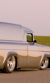 Wallpapers Ford Delivery Truck screenshot 1
