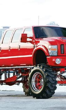 Wallpaper Ford F250 Super Duty apk screenshot