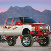 Wallpaper Ford F350 Super Duty icon
