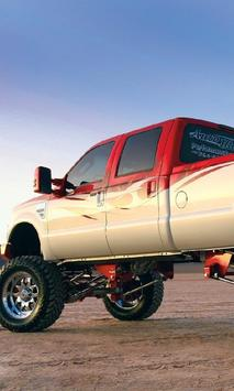 Wallpaper Ford F350 Super Duty apk screenshot