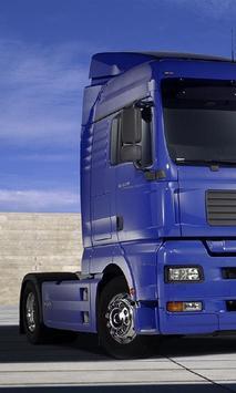 Wallp MAN TGA All Series Truck poster