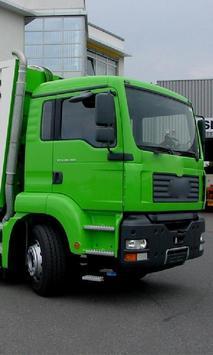 Wallp MAN TGA All Series Truck apk screenshot