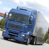 Wallpap MAN TGA Series 4 Truck icon