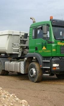 Wallpap MAN TGA Series 4 Truck apk screenshot