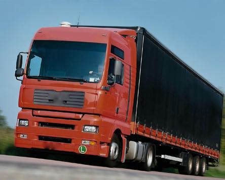 Wallpapers MAN TGA Truck screenshot 3