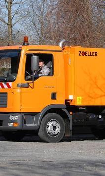 Wallpaper MAN TGL Series Truck poster