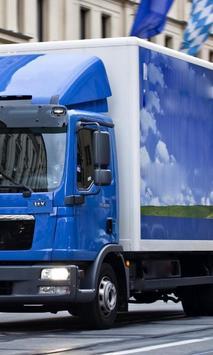 Wallpaper MAN TGL Series Truck apk screenshot
