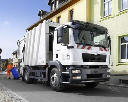 Wallpaper MAN TGM Series Truck screenshot 3