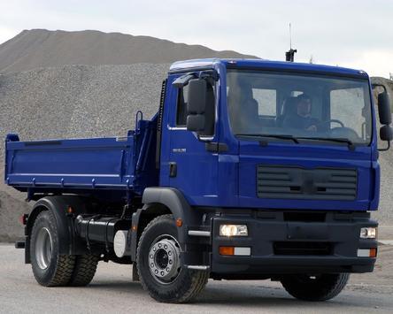 Wallpapers MAN TGM Truck apk screenshot