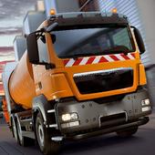 Wallpaper MAN TGS Series Truck icon