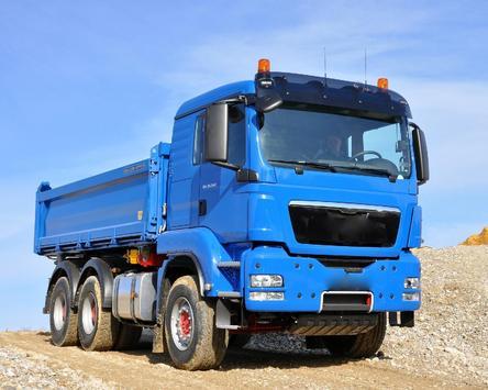 Wallpaper MAN TGS Series Truck apk screenshot