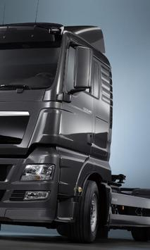 Wallpaper MAN TGX Series Truck apk screenshot
