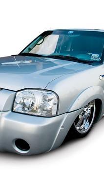 Wall Nissan Frontier Car Truck poster