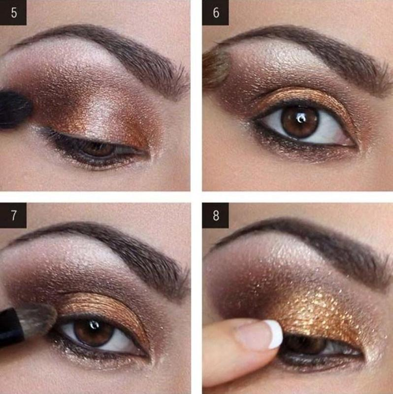Makeup Tutorials Hazel Eyes Cat Eye Makeup