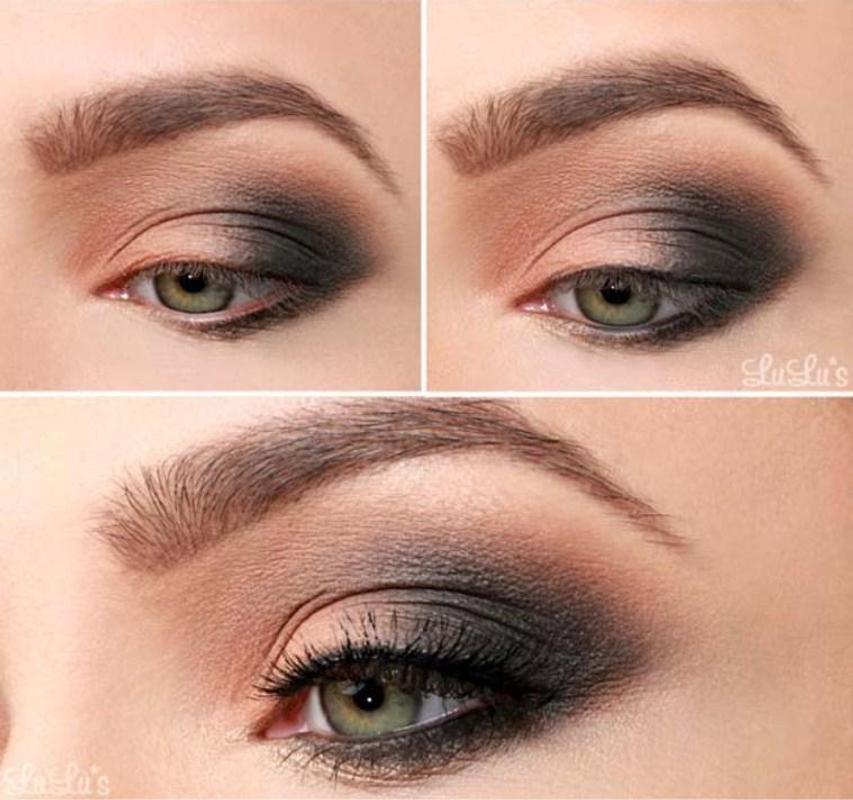 Hazel Eyes Makeup Tutorial Emo Makeup