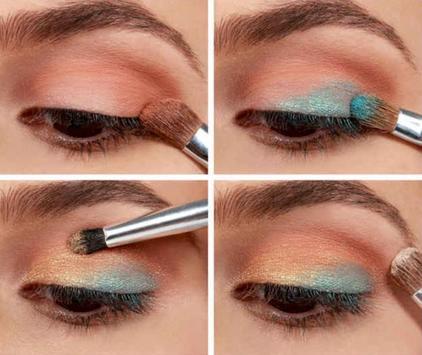 Hazel Eye Makeup Tutorials screenshot 3