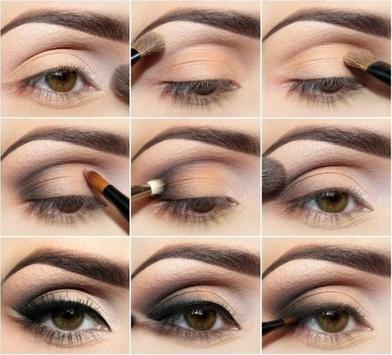 Hazel Eye Makeup Tutorials screenshot 1