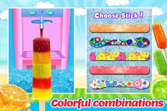 Ice Candy Maker apk screenshot