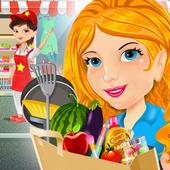 Supermarket Girl icon