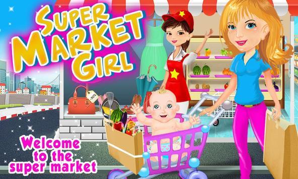 Supermarket Girl poster