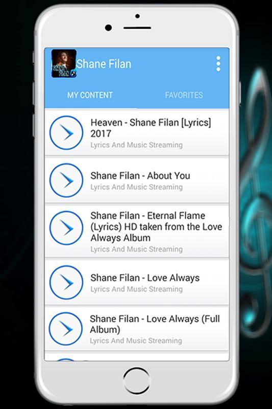 Shane filan heaven