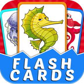 ABC Underwater Flash Cards icon