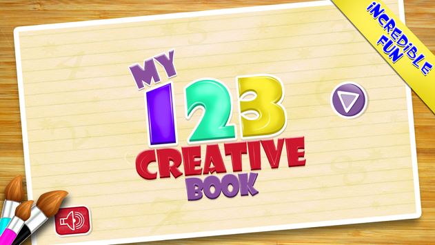 My 123 Creative Book poster